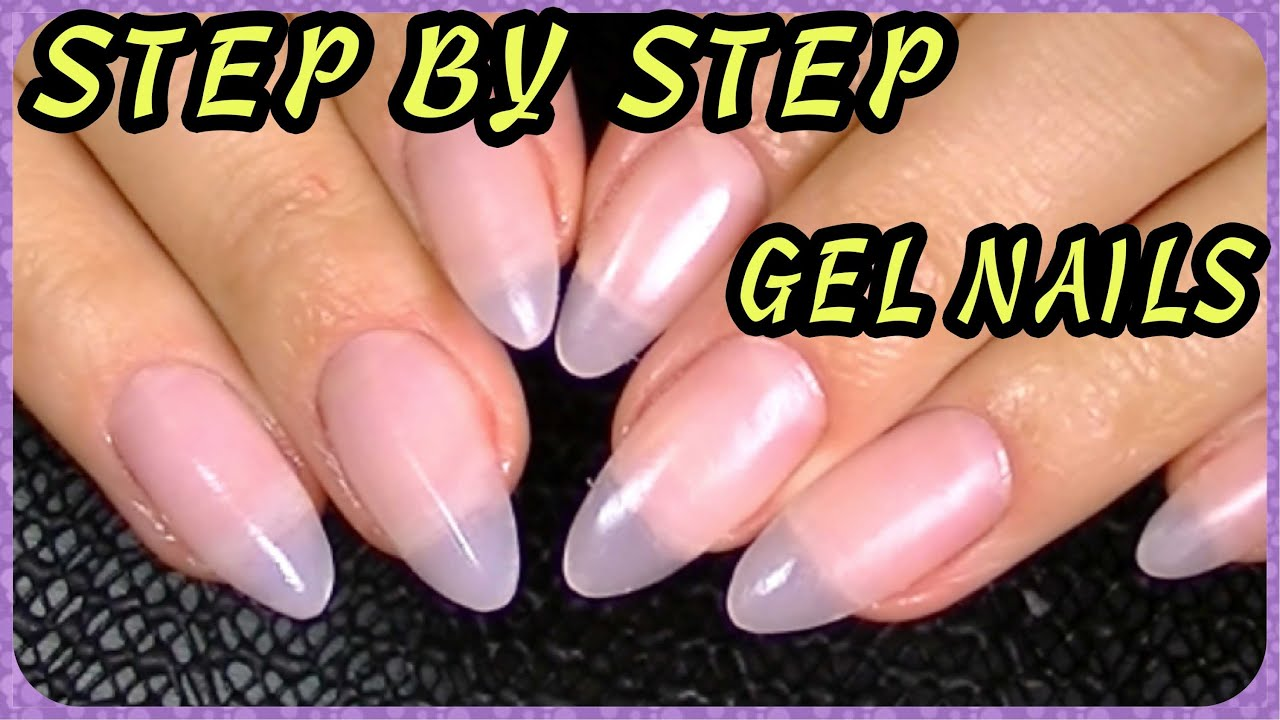 Youtube How To Do Uv Gel Nails 95