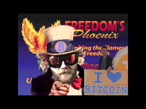 MadBitcoins and BitcoinBlake on Freedom's Phoenix Radio with Ernie Hancock