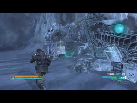 Lost Planet 3 - Platform Mode Developer Commentary