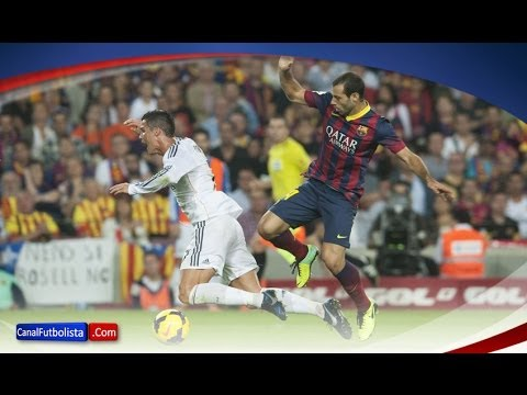 Cristiano Ronaldo vs Barcelona | Barcelona 2-1 Real Madrid | Individual Highlights 26-10-2013