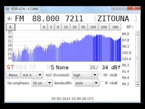[SpE] 24May14 Radio Zitouna FM, Djebel Zaghouan, Tunisia 88.0