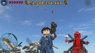 LEGO Marvel Heroes Maria Hill Gameplay And Unlock