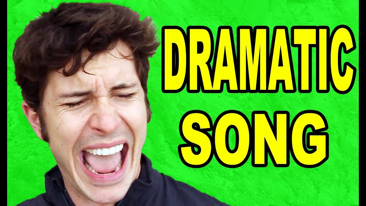 DRAMATIC SONG - Toby Turner m