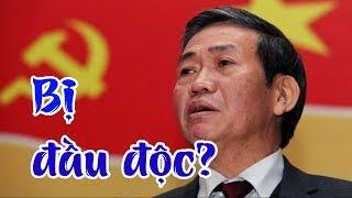 Nghi án chính trị: Đinh Thế Huynh bị đầu độc phóng xạ,  giông Nguyễn Bá Thanh?