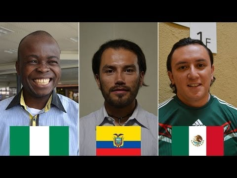 World Cup 2014 views from Tokyo: Nigeria, Ecuador and Mexico