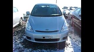 Toyota Wish 2004 года.avi