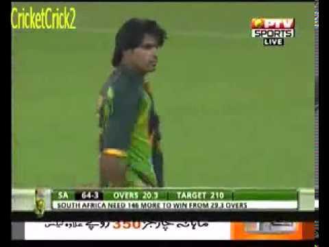Pakistan Vs South Africa 2nd ODI 1st November 2013 PAK Vs SA 1st Nov 2013 Full Highlights Part 50