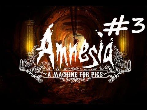 Amnesia A Machine for Pigs Walkthrough Gameplay #3