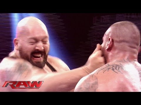 A look at fired WWE Superstar Big Show: Raw, Oct. 14, 2013