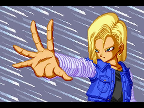 Dragon Ball Z - Supersonic Warriors - Dragonball Z - Supersonic Warriors[Android 18] - User video