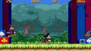 Mickey Mouse: Great Circus Mystery Co-op Part 1