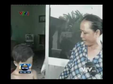 Bạo hành trẻ em ở Ninh Thuận