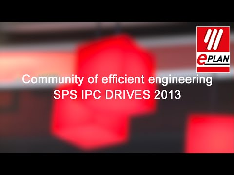 SPS IPC Drives 2013: Community of efficient engineering