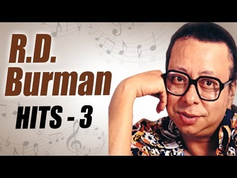 R.D. Burman Superhit Songs - Vol 3 - Pancham Top 10 - Old Hind Bollywood Songs