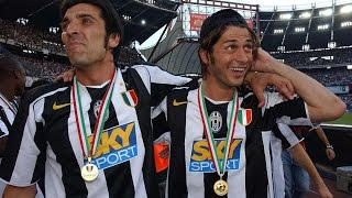 29/05/2005 - Serie A - Juventus-Cagliari 4-2