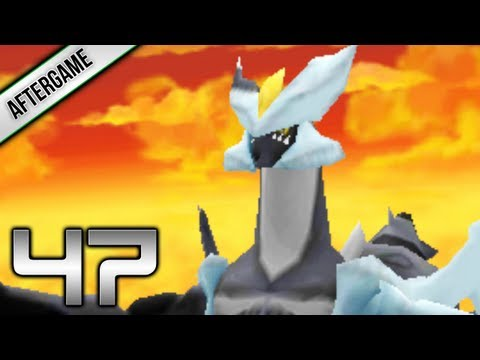 Pokemon Mystery Dungeon: Gates to Infinity - [Aftergame] Part 47 - Legendary Black Kyurem Battle