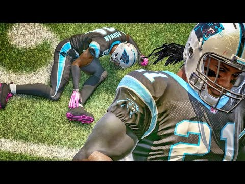 NORMAN INJURED! WORST GAME DAY EVER! Madden 16 Career Mode Gameplay Ep. 25