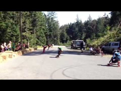 Salt Spring Slasher 2013 Open Finals