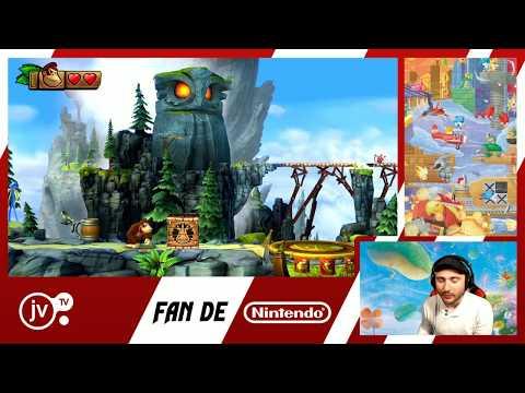 [NintendoFAN#66] Nintendo Online et Donkey Kong Country Tropical Freeze