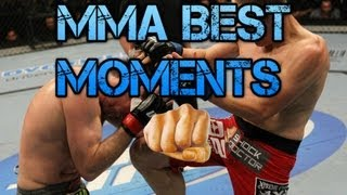 BEST UFC Ultimate Moments 2013 (HD)