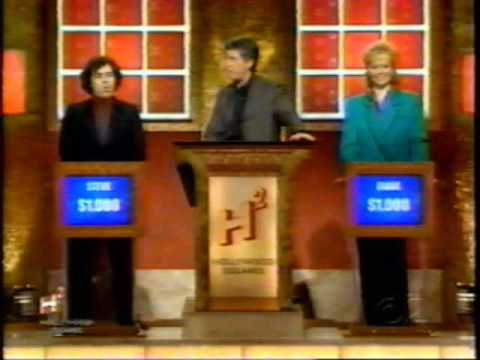 Hollywood Squares | Game Show Week II, pt. 3 - YouTube