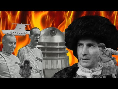 A History of the Doctor Who Missing Episodes