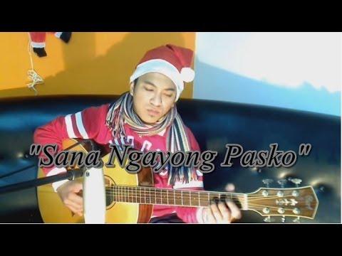 Sana ngayong Pasko (acoustic version)