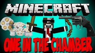 Minecraft ONE IN THE CHAMBER Server Minigame