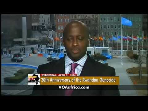 Straight Talk Africa Guest Oliver Nduhungirehe on Cause of the Rwandan Genocide
