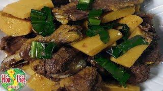 ✅ Món Vịt  Mà Nấu Kiểu Này Đánh Bay Nồi Cơm | Hồn Việt Food