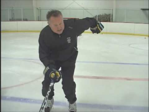 Youth Hockey Tips with Kenny McCudden - Upper Body Arm Swing