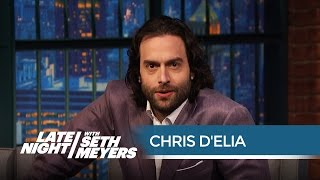 Chris D'Elia Goes After Selena Gomez Despite Belieber Warnings