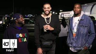 JaVale McGee's Parking Lot Chronicles: Episode 2