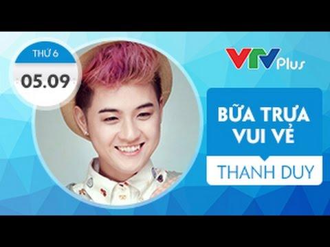 Bữa trưa vui vẻ cùng Thanh Duy Idol - 5/9/2014