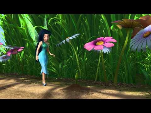 Disney Fairies Short: Rosetta's Garden Lesson 2