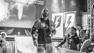 Austin Aries vs. Travis Banks - World Title Match (Defiant Wrestling #5)