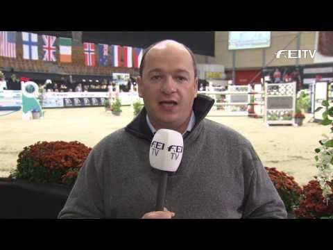 Reem Acra FEI World Cup™ Dressage 2013/2014 - Odense - Preview