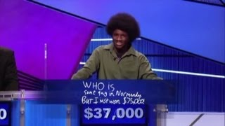 Jeopardy! Teen Tournament Conclusion, 2013