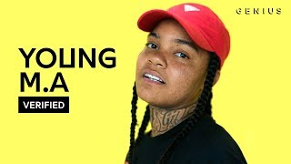 """Young M.A """"PettyWap"""" Official Lyrics & Meaning 