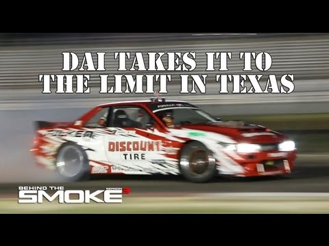 FD Texas Rnd 6 - Dai Fights For a Podium - Behind The Smoke 3 - Ep24