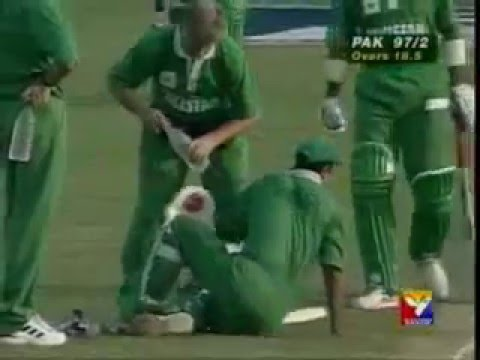 Saeed Anwar 194 Runs Against India- World Record Inns