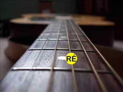 Afine seu violão