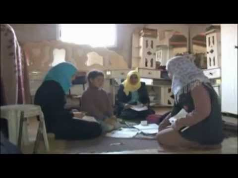 A bu Halima family lives in Gaza