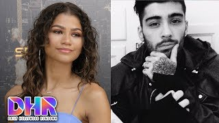 """Zendaya Reveals She Was Cheated On- Zayn Teases New Song """"Dusk Till Dawn"""" Featuring Sia! (DHR)"""