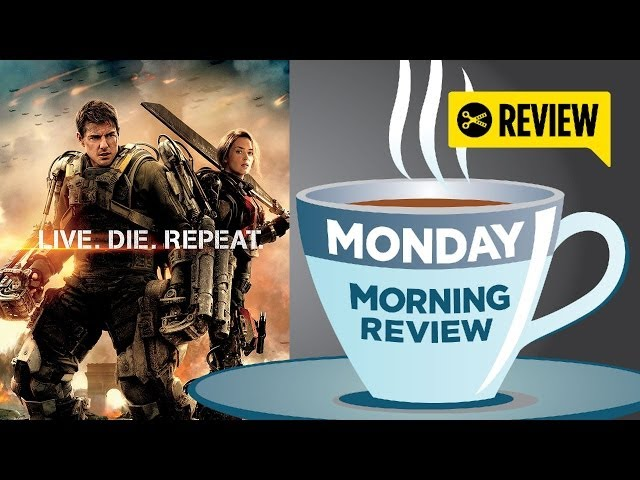 Edge of Tomorrow - Monday Morning Review with SPOILERS (2014) - Tom Cruise Movie HD