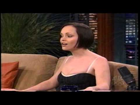 Christina Ricci Jay Leno Monsters interview
