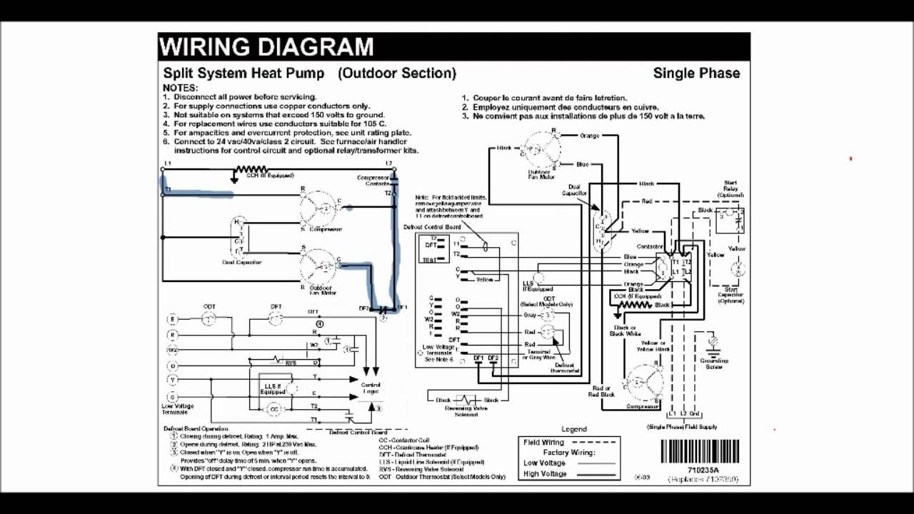 Trane Hvac Wiring Diagrams Ycd600