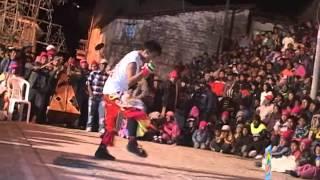 DANZA DE LAS TIJERAS EN CONGALLA 2012 PARTE (01)