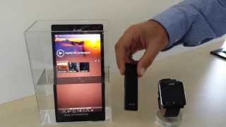 Sony Presenta: Xperia Ultra Y Super Accesorios