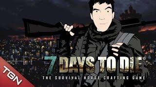 7 DAYS TO DIE: TERROR EN EL SEGUNDO PISO - T1 DÍA 3 - (ALPHA 4.1)